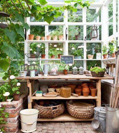potting sheds ideas  pinterest