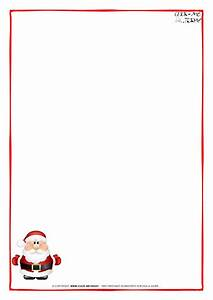 letter to santa claus paper blank template cute santa 6 With blank christmas letter paper