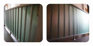Brise Vue Plexiglass : brise vue int rieur plexiglas pour escalier et mezzanine ~ Premium-room.com Idées de Décoration