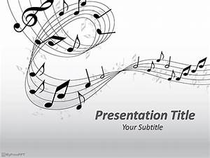 free music powerpoint templates myfreepptcom With ppt music templates free download