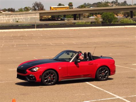 San Diego Fiat by 2017 Fiat 124 Spider Drive Review