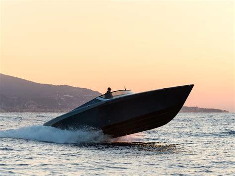 Aston Martin Unveiled A Luxurious  Million Yacht And