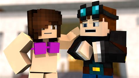 thediamondminecart dantdm top  minecraft animations