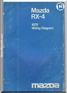 Mazda Rx 4 Wiring Diagram 1978