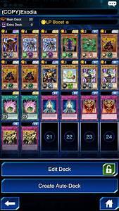 Best Exodia Deck Yu Gi Oh Exodia Deck Magic 1 Turn Win