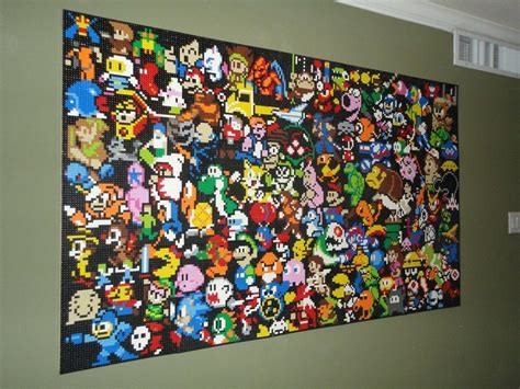 2019 Latest Video Game Wall Art