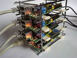 I've built a Raspberry Pi cluster and I'm using it to host ...