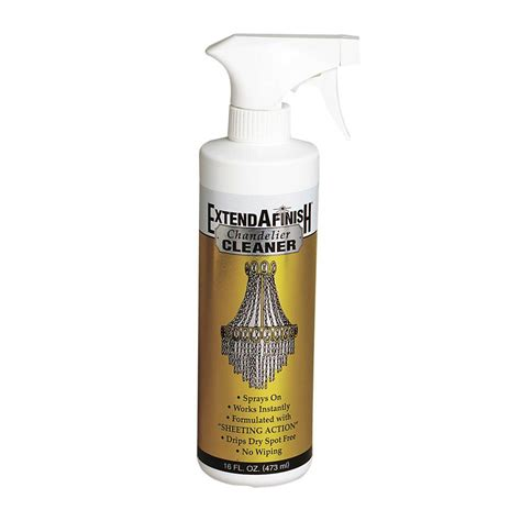 Best Chandelier Cleaner by Westinghouse 16 Oz Extend A Finish And Fixture