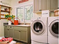 pictures of laundry rooms Laundry Room Makeover Ideas: Pictures, Options, Tips ...