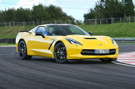 A Big, Honest Sports Car That's Not Without A