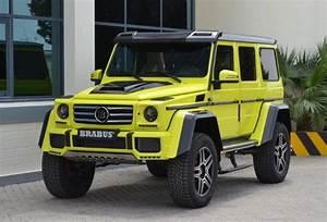 Mercedes Brabus 4x4 : brabus mercedes g500 4x4 in uae ~ Medecine-chirurgie-esthetiques.com Avis de Voitures