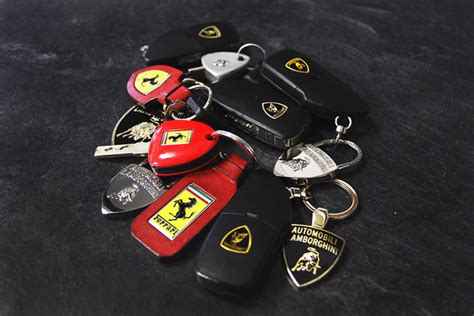 Cost Of Ownership  Exotic Car Keys  Secret Entourage