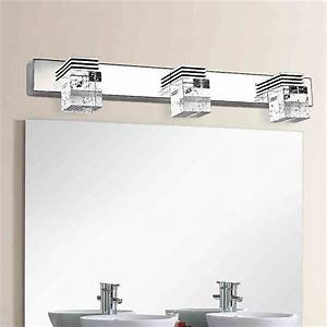 aliexpresscom buy crystal bathroom light fixtures led With 6 lamp bathroom light fixture