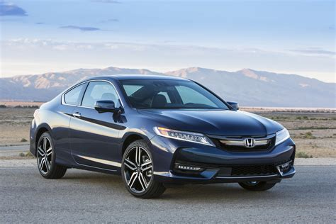 Honda Accord Photo by Facelifted 2016 Honda Accord Coupe Breaks Cover 57 Photos