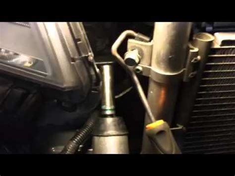 chevy equinox ac condenser tip  youtube