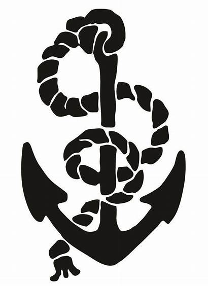 Anchor Silhouette Clipart Clipground