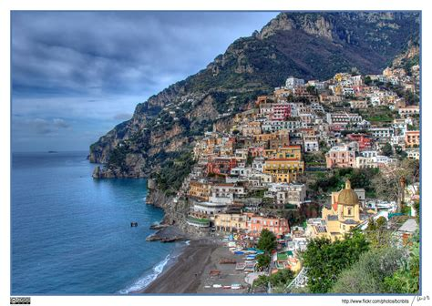My Greatest World Destination Positano Almalfi Coast Italy