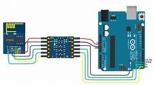 Normal Arduino Is 5v Supply Must Use Level Converter