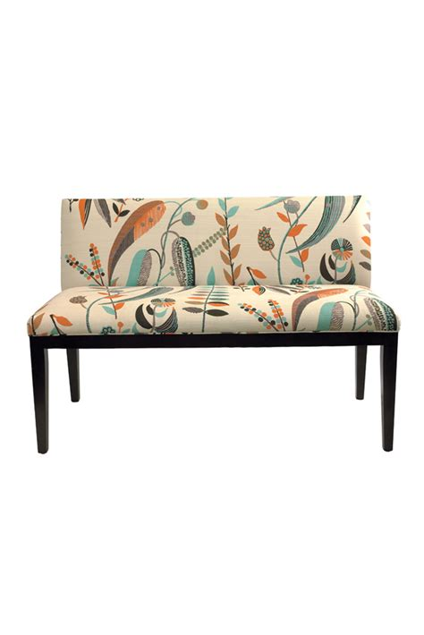 Upholstered Bench Chair by Upholstered Dining Benches Dining Room Bench