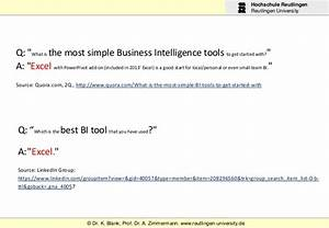 Dr Zimmermann Reutlingen : introduction to business intelligence ~ Eleganceandgraceweddings.com Haus und Dekorationen