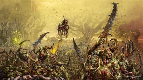 day  nurgle heralds warhammer community
