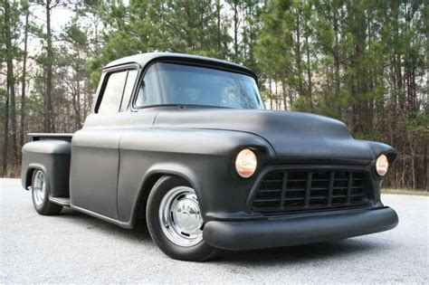 73 best 1955 59 chevy trucks images on pinterest
