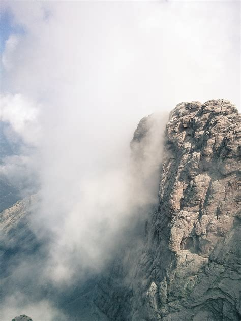 clouds  mount olympus image  stock photo public