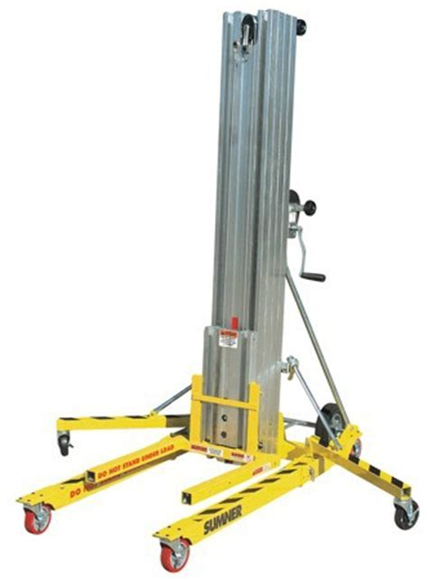 Hoists, Jacks & Lifts for rent, Santa Fe, TX. serving