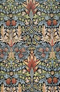 Papier Peint Art Nouveau : art artists william morris wallpaper textiles ~ Dailycaller-alerts.com Idées de Décoration