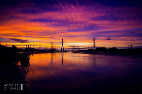 summer sunset  deeside pictures   images