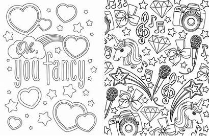 Fancy Oh Coloring Activity Books Bee