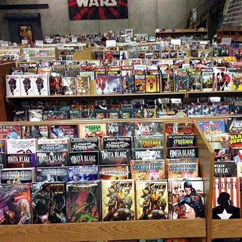 Mile High Comics Your New And Collectible Comic Book Store