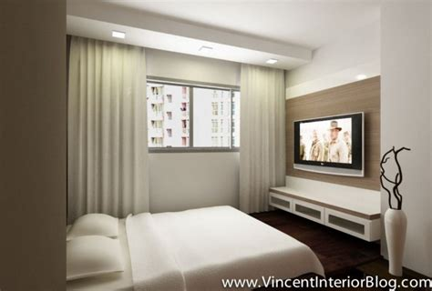 hdb master bedroom design singapore woodland 4 room hdb renovation by behome design concept 18853