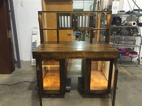 reloading bench rustic bedroom furniture