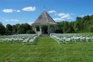outdoor wedding ceremonies western ma michael s