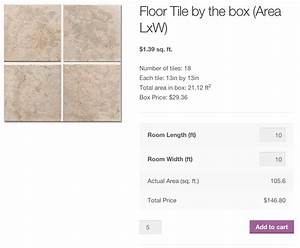 Measurement price calculator woocommerce for How to figure square footage for flooring