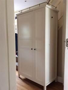 Ikea Kleiderschrank Hemnes : ikea hemnes white wardrobe ebay ~ Markanthonyermac.com Haus und Dekorationen