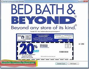 printable coupons 2018 bed bath and beyond coupons With bed bath and beyond coupon my pillow
