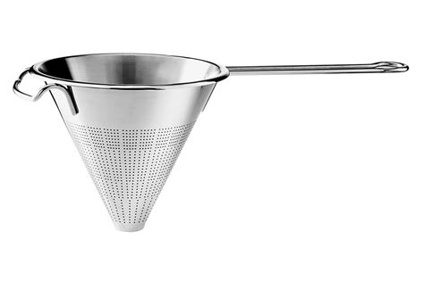 rosle stainless steel conical strainer  cutlery