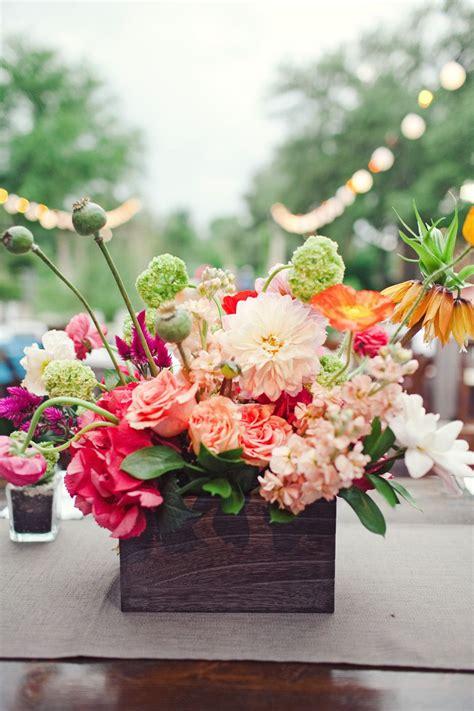 Colorful Garden Wedding From The Nichols Modern Wedding