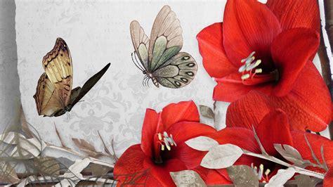 vintage floral hd wallpapers pixelstalknet