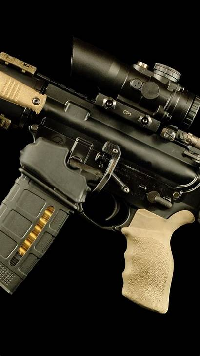 Rifle Ar Ar15 Wallpapers Backiee Background