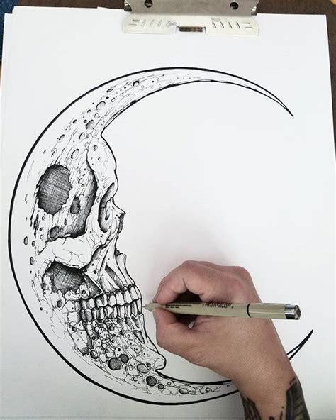 Moon Goon Cool Stuff Pinterest Tattoo Drawings