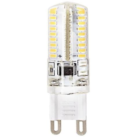 40 watt equivalent 4 watt led dimmable g9 bulb 8r496 ls plus