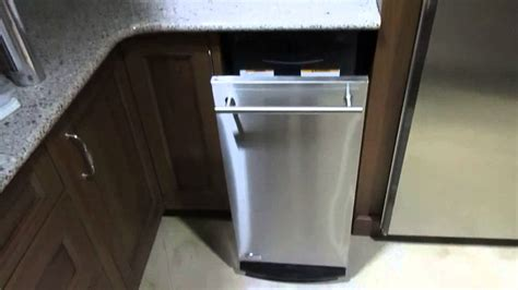 ge monogram zcgsrss compactor stainless steel youtube
