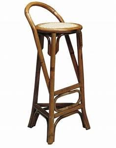 Tabouret De Bar En Rotin : tabourets en bois plusmobilier b2b plusmobilier ~ Teatrodelosmanantiales.com Idées de Décoration