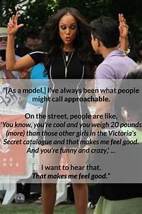 Tyra Banks'... Tyra Fashion Quotes