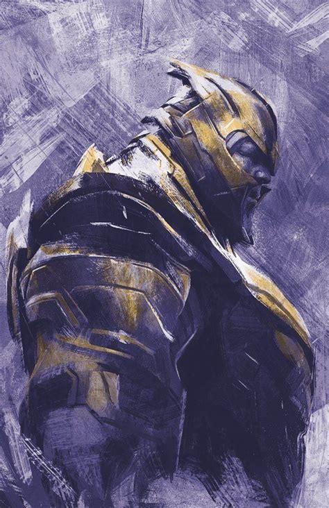 'Avengers: Endgame' Promo Art Reveals New Looks for ...