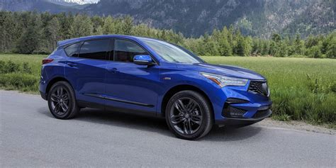 acura rdx pricing announced starts   roadshow