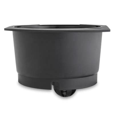 Simply fill the reservoir to the max fill line, then choose your brewing method (both sides pull from the same reservoir): Replacement Filter Basket for K-Duo Essentials™ Single Serve & Carafe Coffee Maker